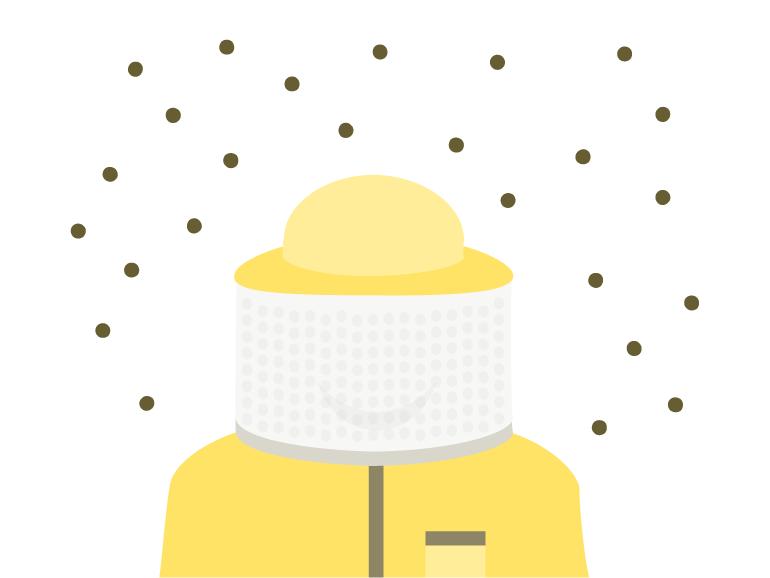 Jean Luc apiculteur
