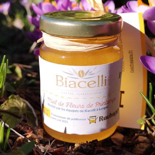 miel des ruches biacelli